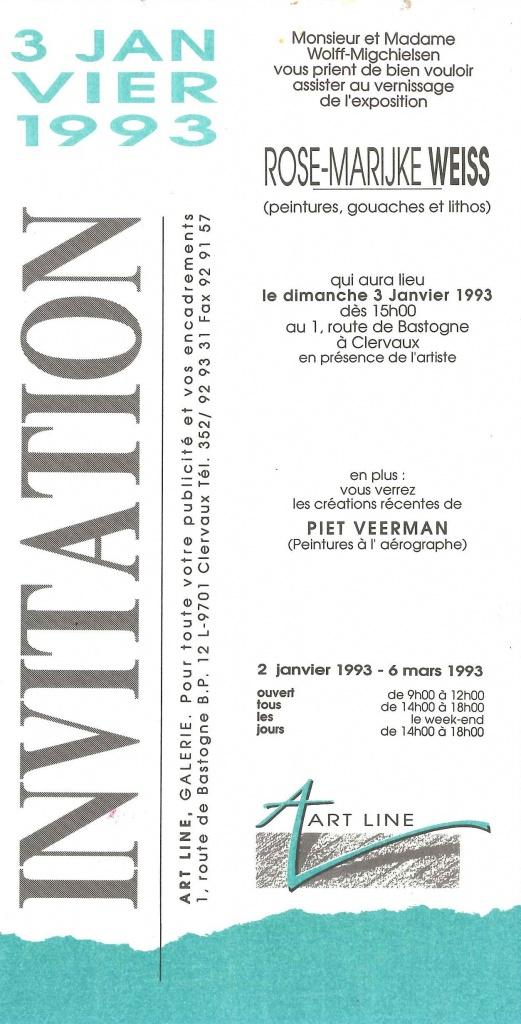 clervaux, 1993