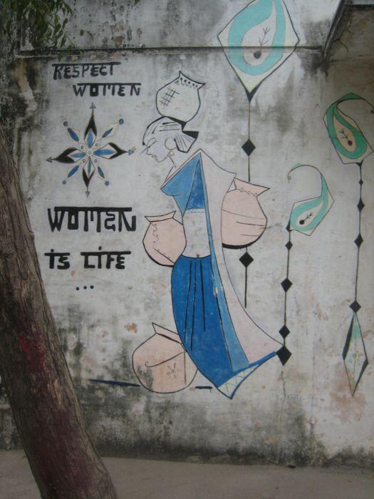India, straatscene