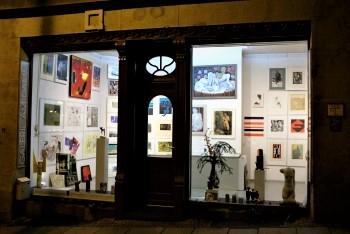 Galerie Am-Damm, Dresden, Duitsland  Eindejaarsexpositie 24.11.2020 – 23.02.2021