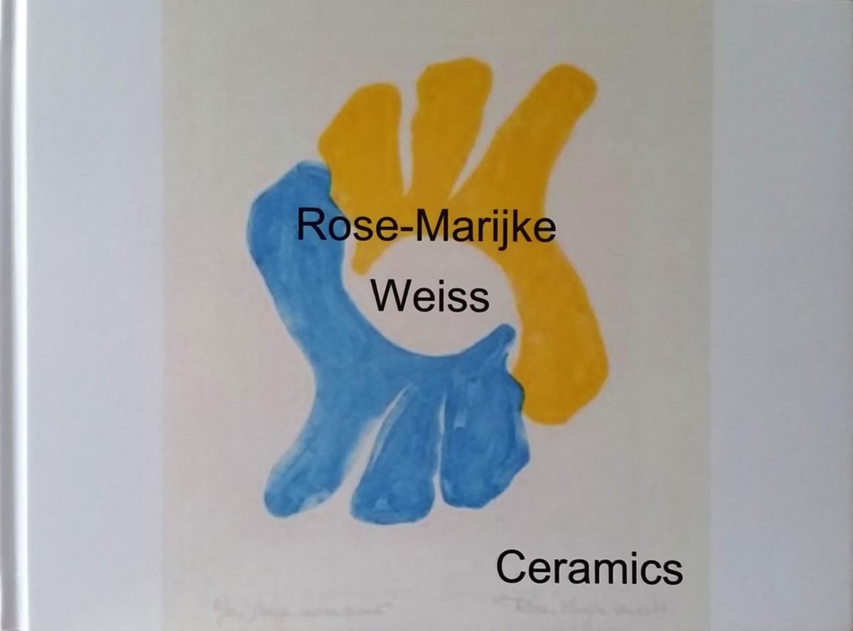 Rose-Marijke Weiss   Ceramics, i.s.m. Royal Delft,Hollamd
